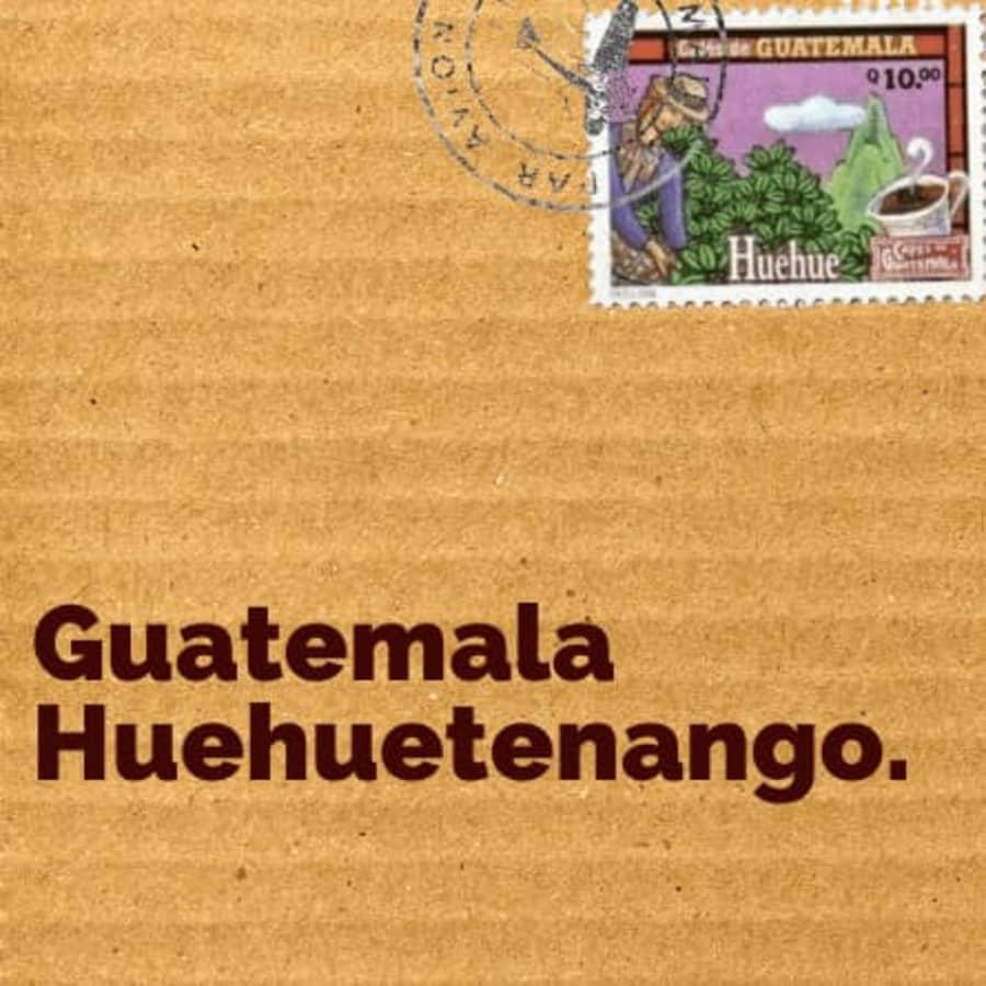 Guatemala Huehuetenango | Capital Coffee Roasters