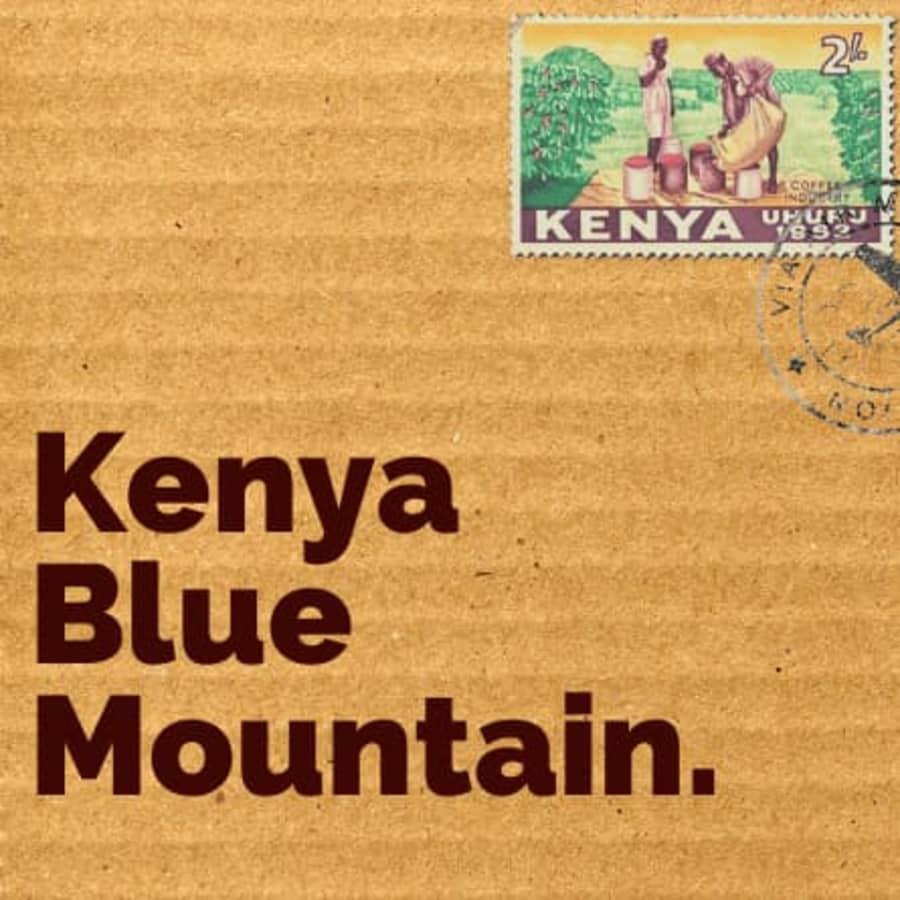 Kenya Blue Mountain | Capital Coffee Roasters