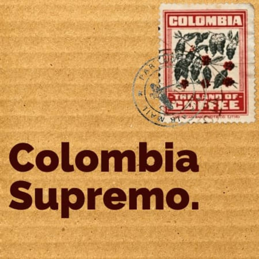 Colombia Supremo | Capital Coffee Roasters