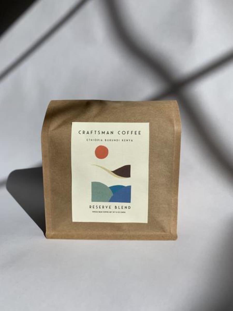 Reserve Blend | Craftsman Coffee