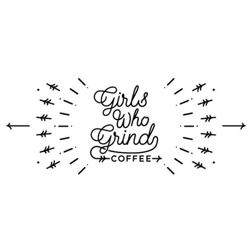 Girls Who Grind Coffee logo