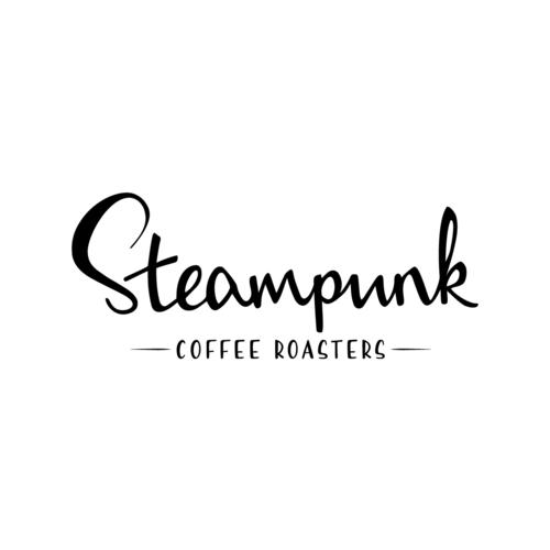 Steampunk Coffee Roasters logo