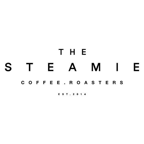 The Steamie Coffee Roasters logo