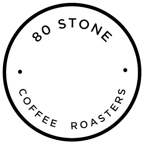 80 Stone Coffee Roasters logo