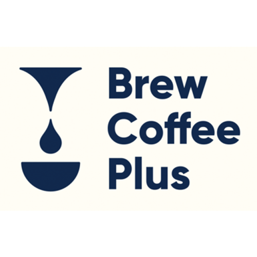 Brew Coffee Plus logo