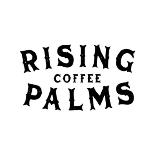 Rising Palms Coffee logo