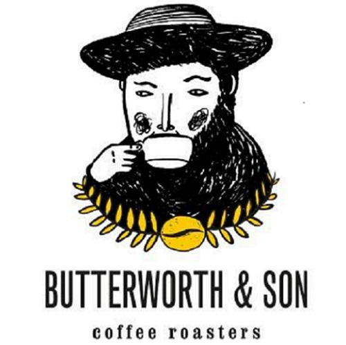 Butterworth and Son Coffee Roasters logo