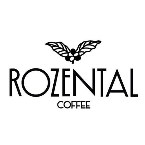 ROZENTAL COFFEE logo