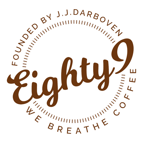 Eighty9 logo