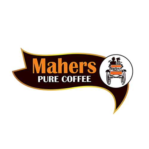 Mahers Pure Coffee logo