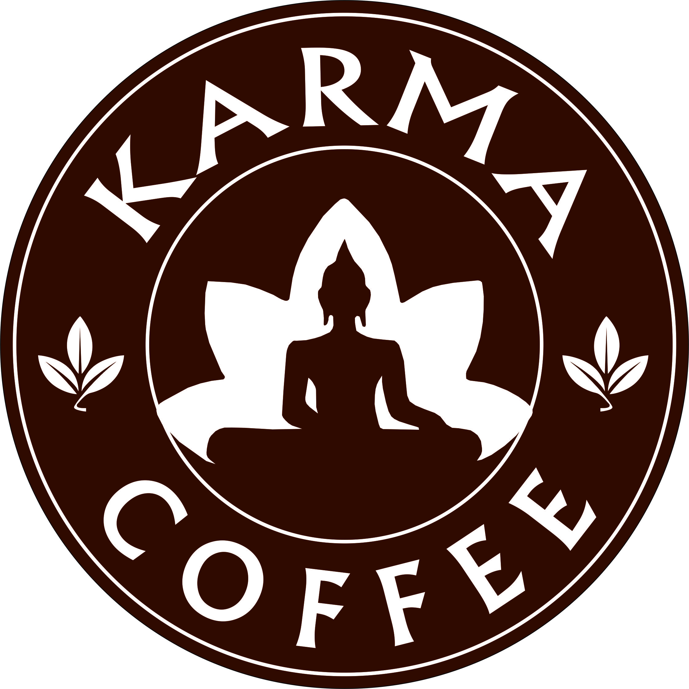 Karma Coffee logo