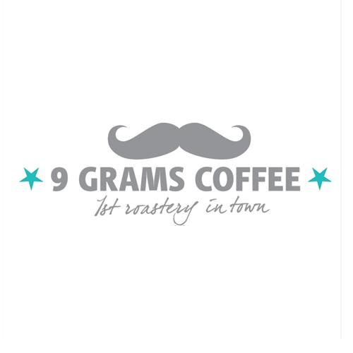 9 Grams Coffee logo