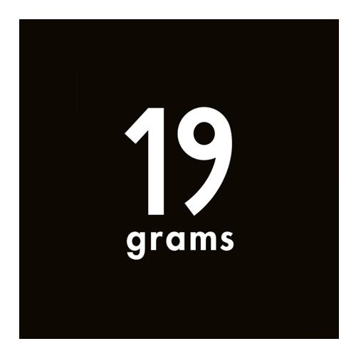 19grams coffee roastery logo