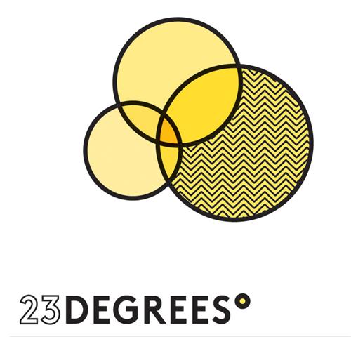23 Degrees logo