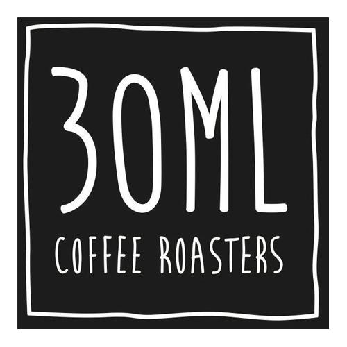 30ml Coffee & Food logo