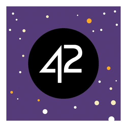 42 Coffee logo