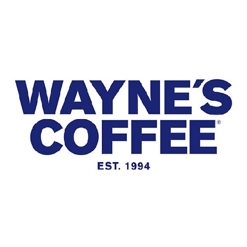 Wayne's Coffee logo