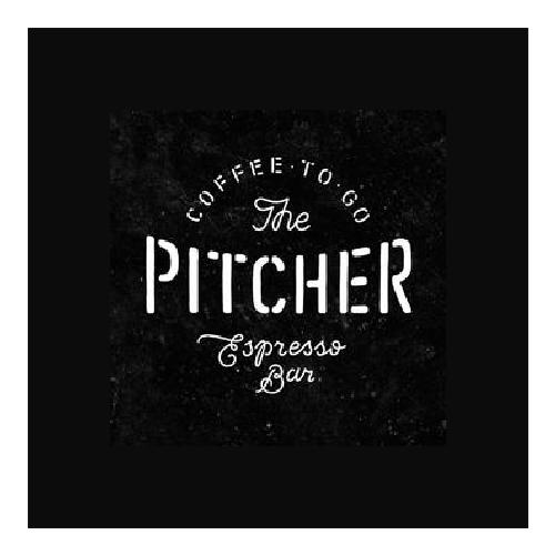 Pitcher logo