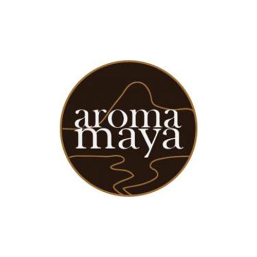 Aroma Maya Coffee Roasters logo
