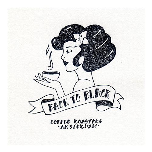 Back to Black Coffee logo