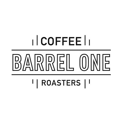 Barrel One Coffee Roasters logo