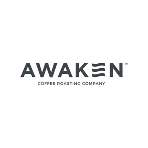Awaken Coffee Roastery logo