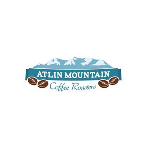 Atlin Mountain coffee Roasters logo
