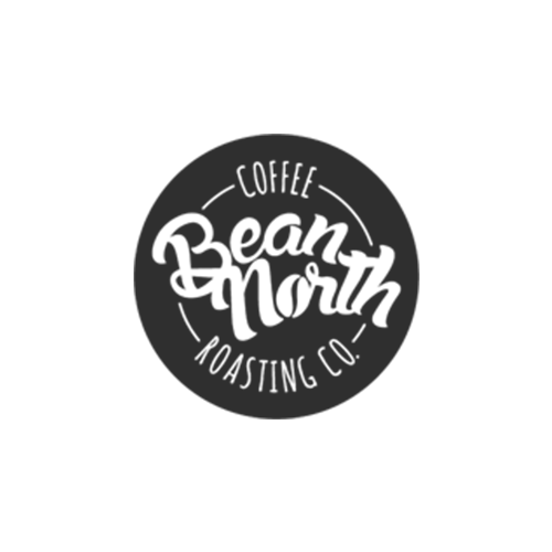 Bean North Coffee Roasting Co. logo