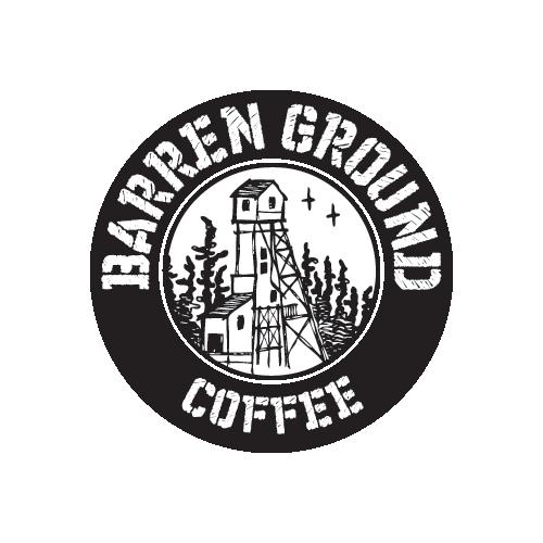 Barren Ground Coffee logo