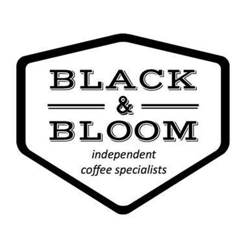 Black & Bloom logo