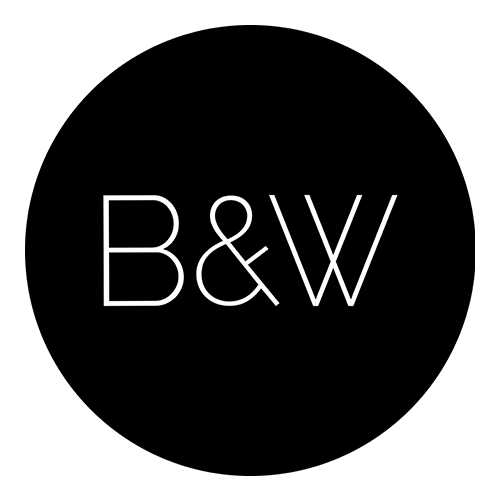 Black and White Coffee Roasters logo
