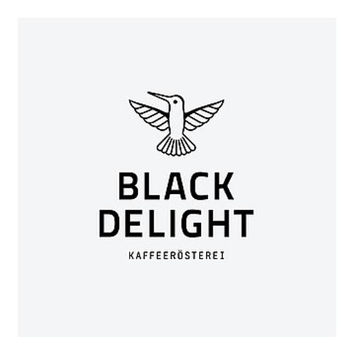 Black Delight Kaffeerosterei logo