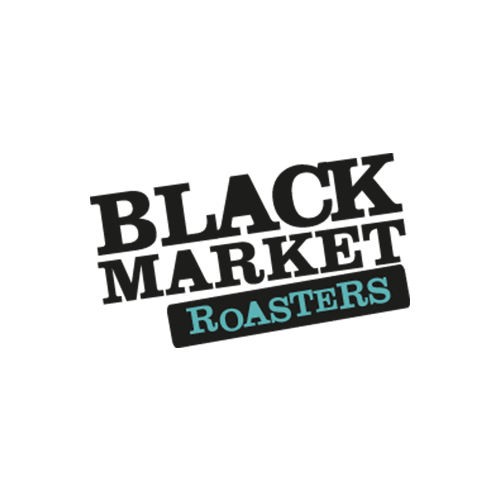 Black Market Roasters logo