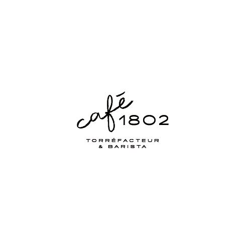 Cafe 1802 logo