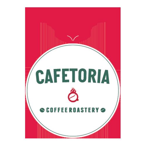 Cafetoria roastery logo