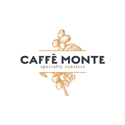 Caffé Monte Coffee Roasters logo