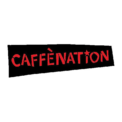 Caffenation Specialty Coffee Roasters logo