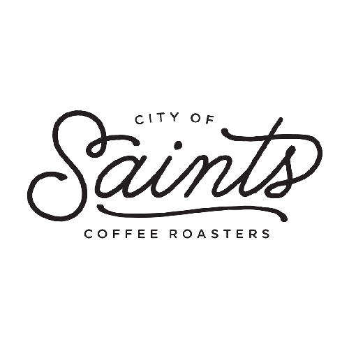 City of Saints Coffee Roasters logo
