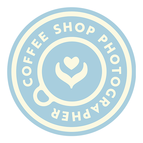 Coffee Shop Photographer logo