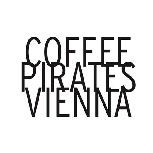 CoffeePirates Vienna Coffee Roasters logo