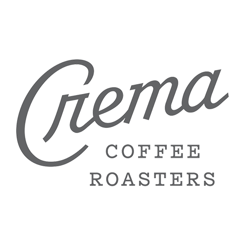 Crema, Coffee Roasters logo