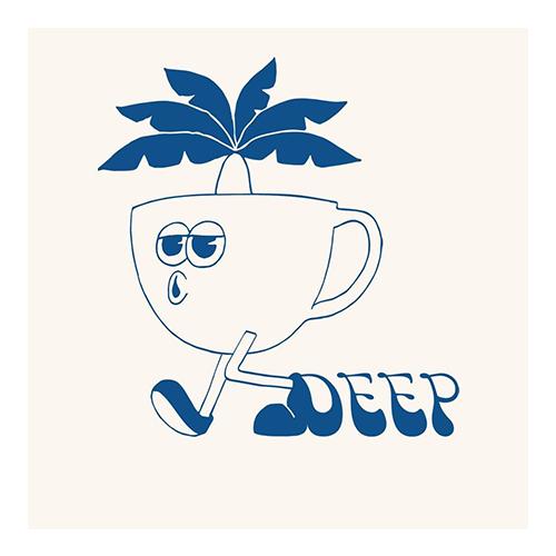 Deep Coffee Roasters logo