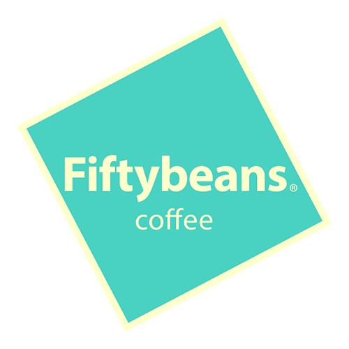 Fiftybeans logo