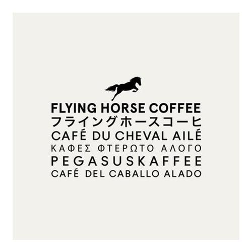 Flying Horse Coffee logo