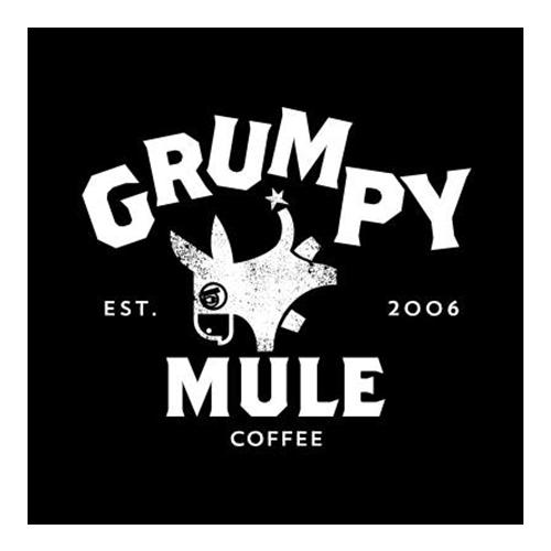 Grumpy Mule logo