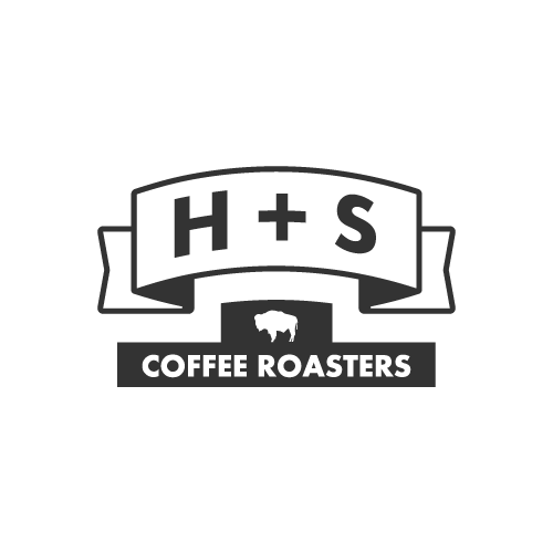 H+S Coffee Roasters logo