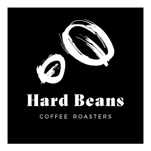 Hard Beans Coffee Roasters logo