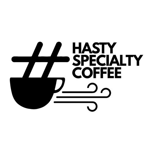 Hasty Coffee Company logo