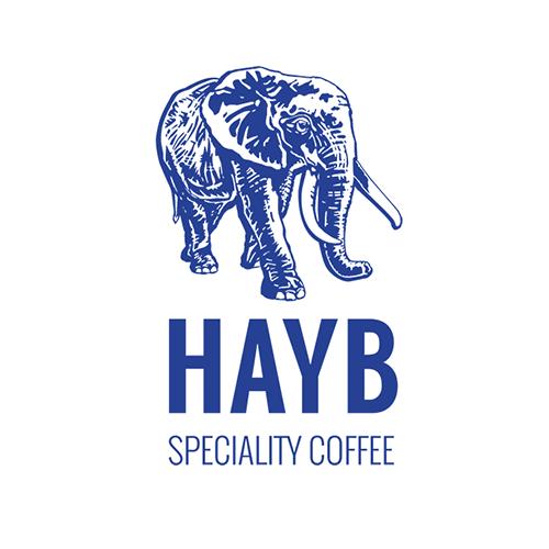 HAYB Speciality Coffee logo