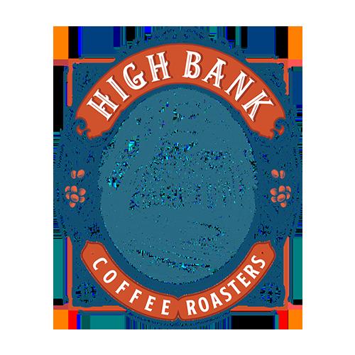 High Bank Coffee Roasters logo